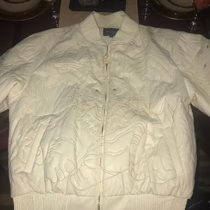 Very Rare One of a kind White Lion Aluez Jacket